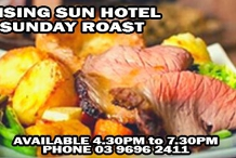 The Sunday Roast is back!