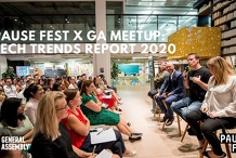 Pause Fest x GA Meetup: Tech Trends Report 2020