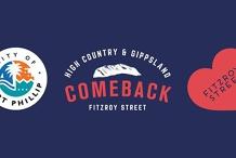 High Country & Gippsland Comeback - Fitzroy Street