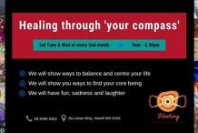 Step 2. Healing through 'your compass'