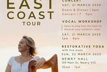 We Begin Album Launch - Vocal Workshop - Gippsland