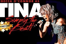Rebecca O'Connor Simply The Best as Tina Tuner - Astor Theatre