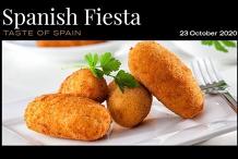 Festa Dinner - Spain!