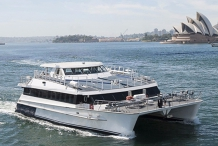 Sydney Harbour Fathers Day Lunch Cruise