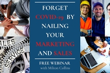Forget COVID-19 By Nailing Your Marketing And Sales - SUNBURY