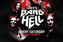 Lucy's Band From Hell - Every Saturday!