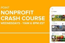 POINT Volunteer App - Nonprofit Crash Course