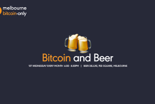 Meetup - Bitcoin and Beer