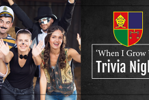 'When I Grow Up' Trivia Night!