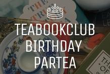 Nomad Tea Festival Europe - Tea Book Club Birthday Partea