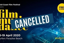 Gold Coast Film Festival presents Film, Music and Dance