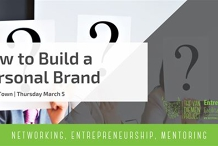 How to Build a Personal Brand | George Town