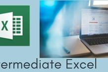 Intermediate Excel - 2 hr Zoom Workshop