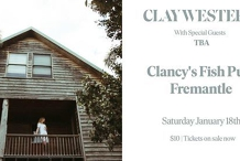 Clay Western - Clancy's Fish Pub, Fremantle - feat. Guests