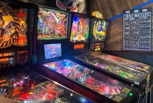 Sneaky Wednesday October Pinball Competition
