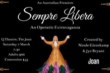 SEMPRE LIBERA - An Operatic Extravaganza