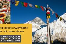 AHF Presents: Australia's Biggest Curry Night