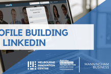 Profile Building and Networking on LinkedIn - Manningham