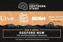 Under The Southern Stars - Gosford