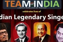 Indian Legendary Singers