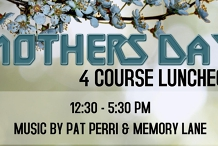 Mothers Day Luncheon 2021 @ RCC Parkville Members Lounge Restaurant