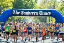 Running for Resilience - Canberra Times Running Festival