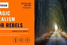 LIVE STREAM: Magic Realism For Rebels with Lauren Elise Daniels