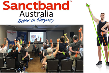Sanctband Elastic Resistance Workshop by Dr. Dagmar Pavlu - Melbourne