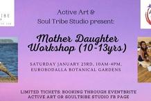 Mother Daughter Workshop 10 - 13 yrs