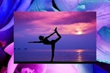 Moon Magic Monday - Yoga & Meditation