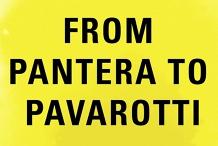 YELLO Festival — From Pantera to Pavarotti