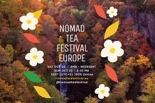 Nomad Tea Festival Europe