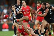 AFL Round 16: Gold Coast SUNS versus Carlton