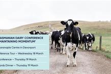 2020 Tasmanian Dairy Conference, Awards Dinner & Tour