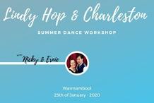 Lindy Hop & Charleston Summer Dance Workshop