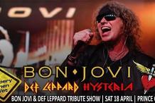 Bon Jovi & Def Leppard Tribute Show | Prince Of Wales