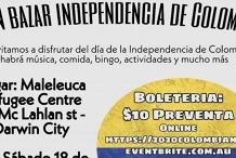 2020 Día de la Independencia de Colombia / Colombian Independence Day