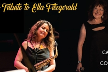 A Tribute to Ella Fitzgerald featuring Sharny Russell with Martha Baartz