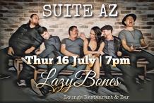 Suite Az Thurs 16 July