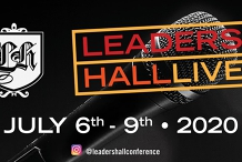 Leaders Hall Live!