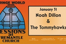 Sessions - Night Four: The Tommyhawks and Noah Dillon