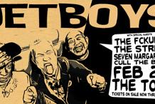 The Jet Boys (Japan)