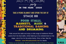 Africa Party In The Park 2020