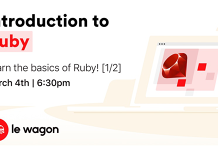 Introduction to Ruby  ⚡️