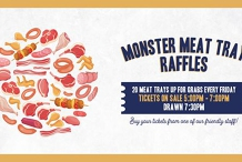 Monster Meat Raffle