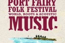 Judith Owen at the Port Fairy Folk Festival 2020