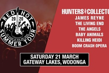 Red Hot Summer Tour 2020 - Wodonga