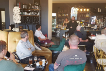 Beer Club & Stand Up Comedy