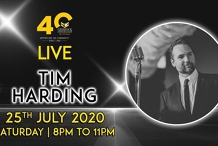 Tim Harding - LIVE