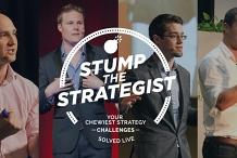 [FREE WEBINAR] Virtual Stump the Strategist Live Q&A